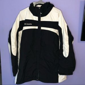 Columbia sportswear jacket